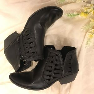 Marco Republic / Black Ankle Booties